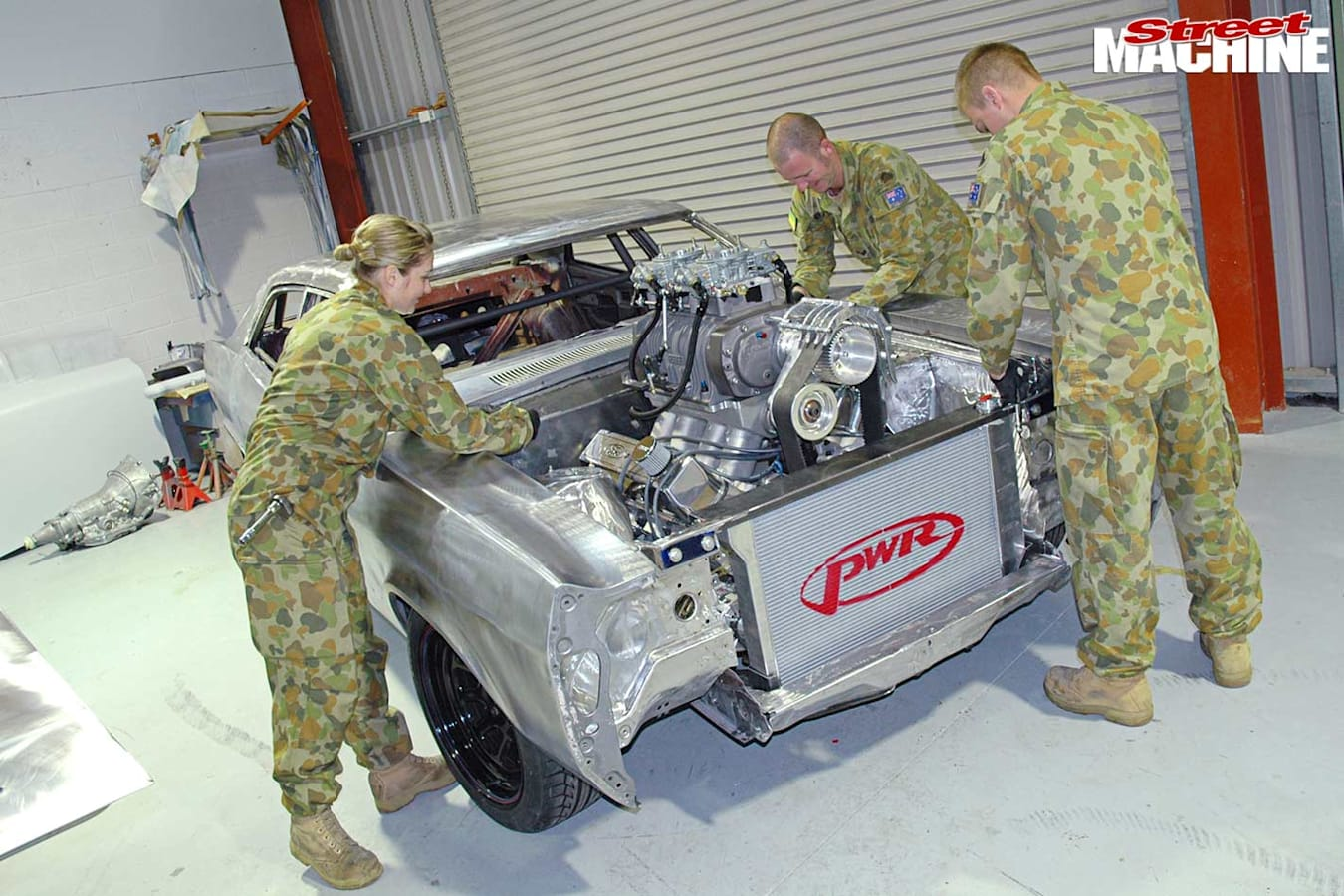 Project Digger Ford LTD