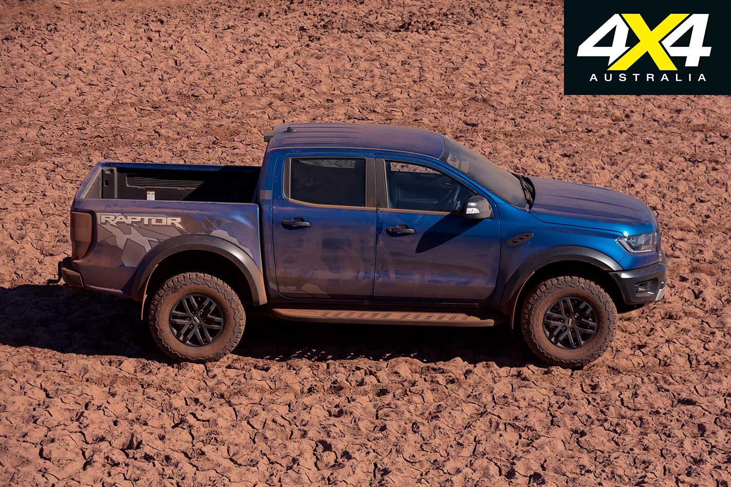 2018 Ford Ranger Raptor Profile Jpg