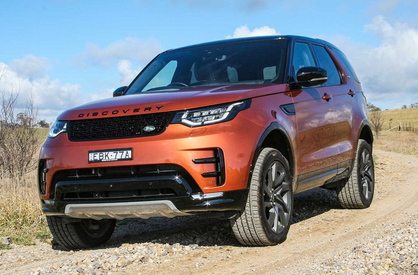 2019 Land Rover Discovery Sd6 4x4 review