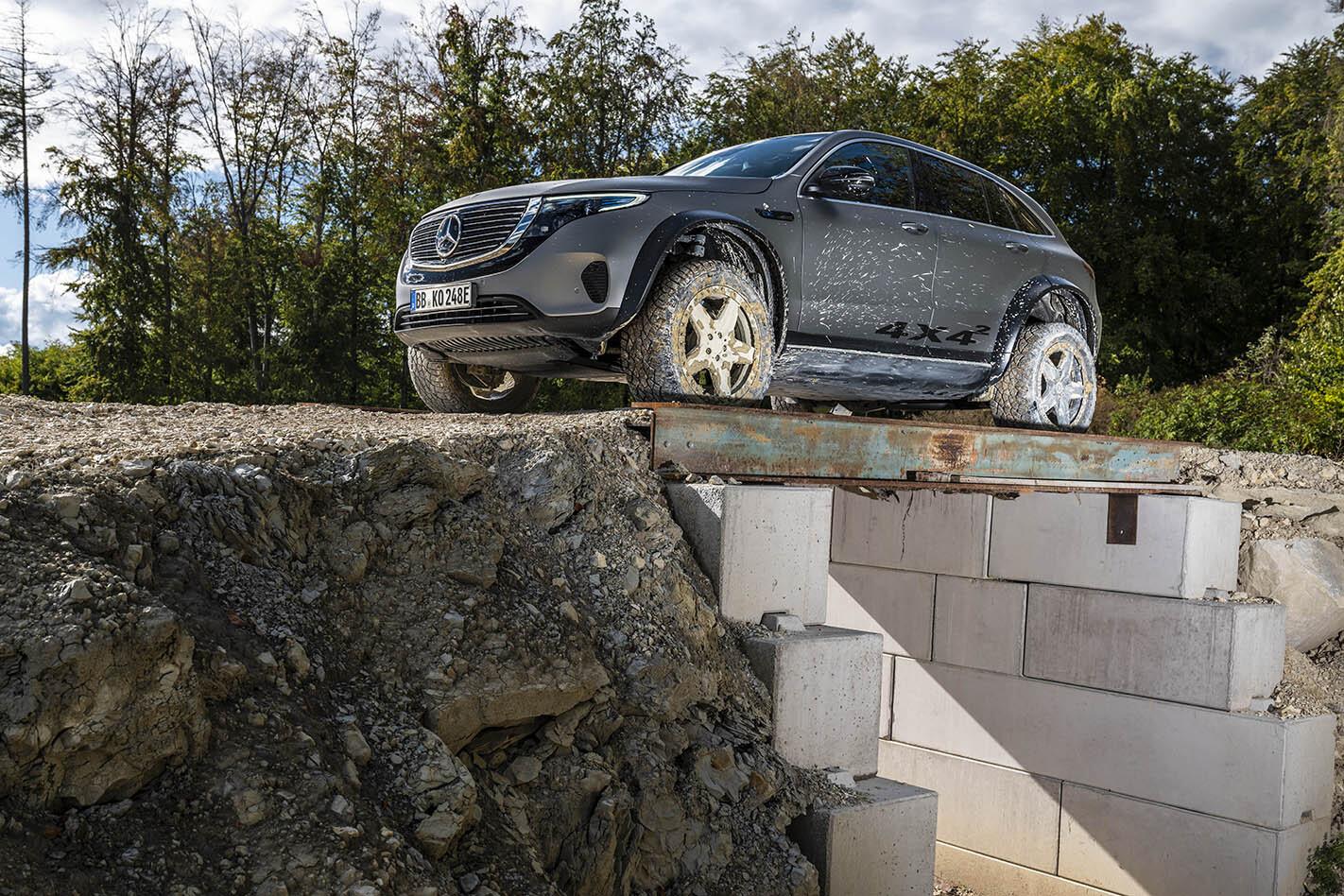 MORE: Mercedes-Benz G 500 4x4² review