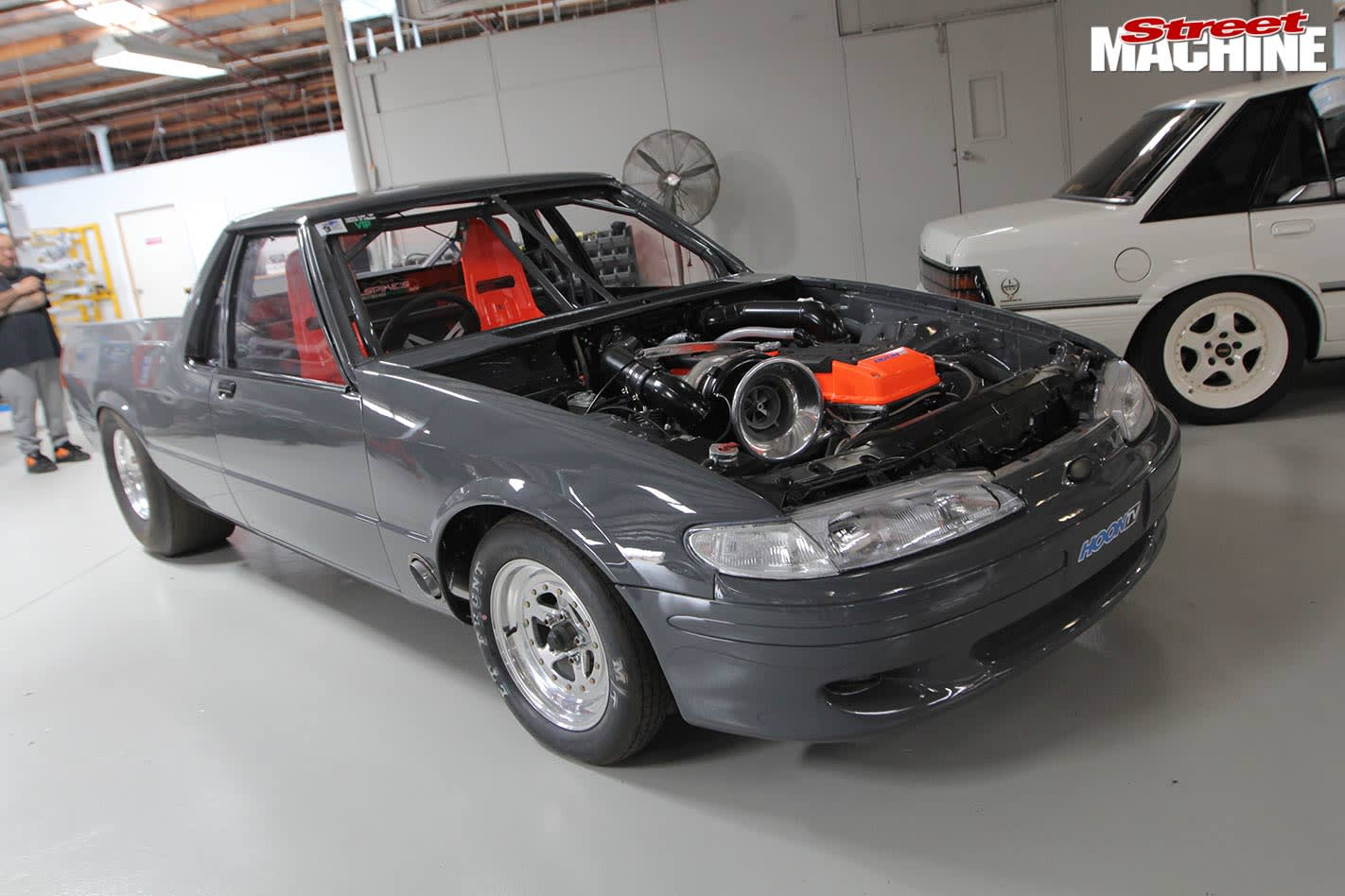Ford Falcon XH ute