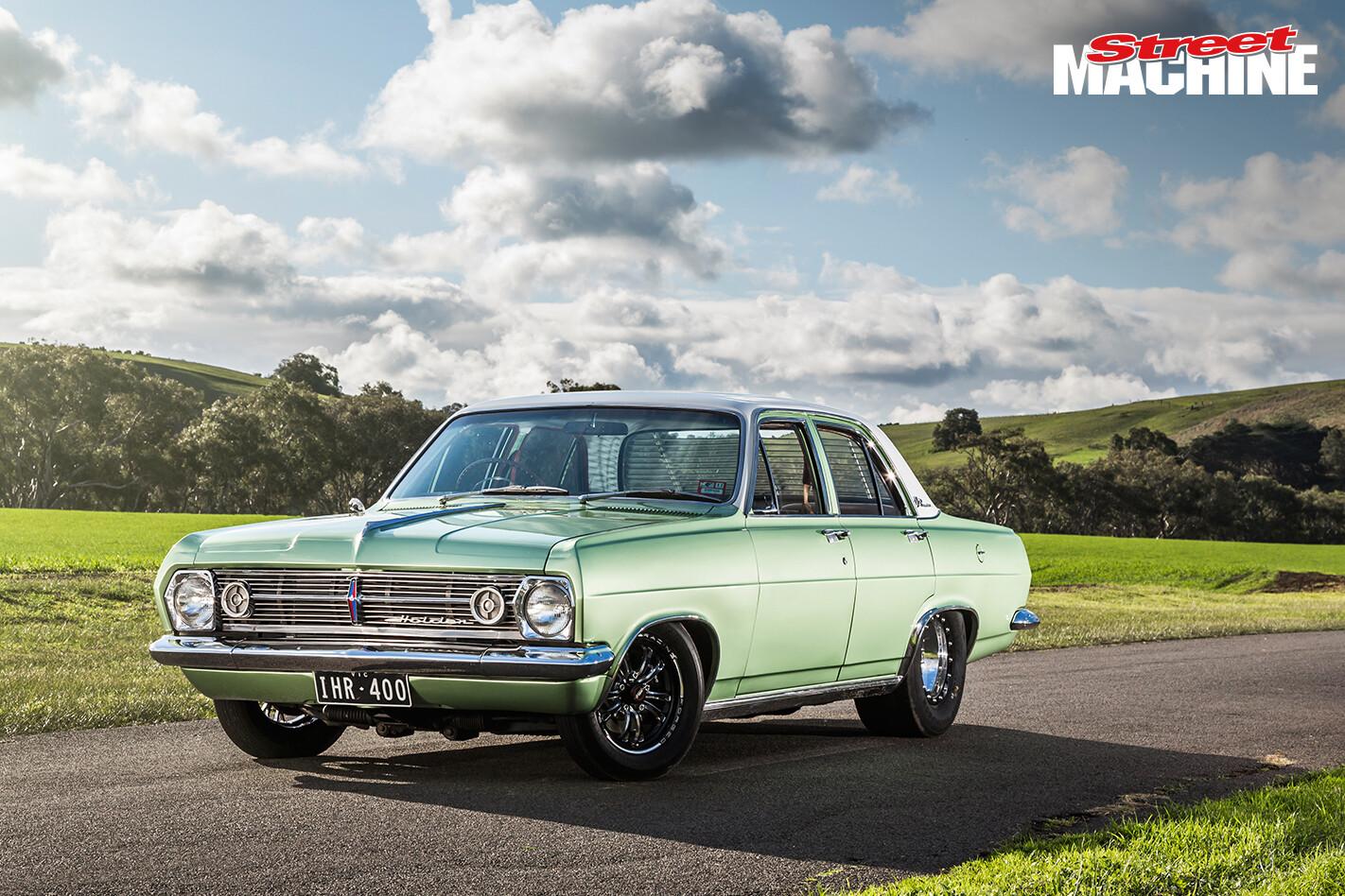 HR Holden Turbo
