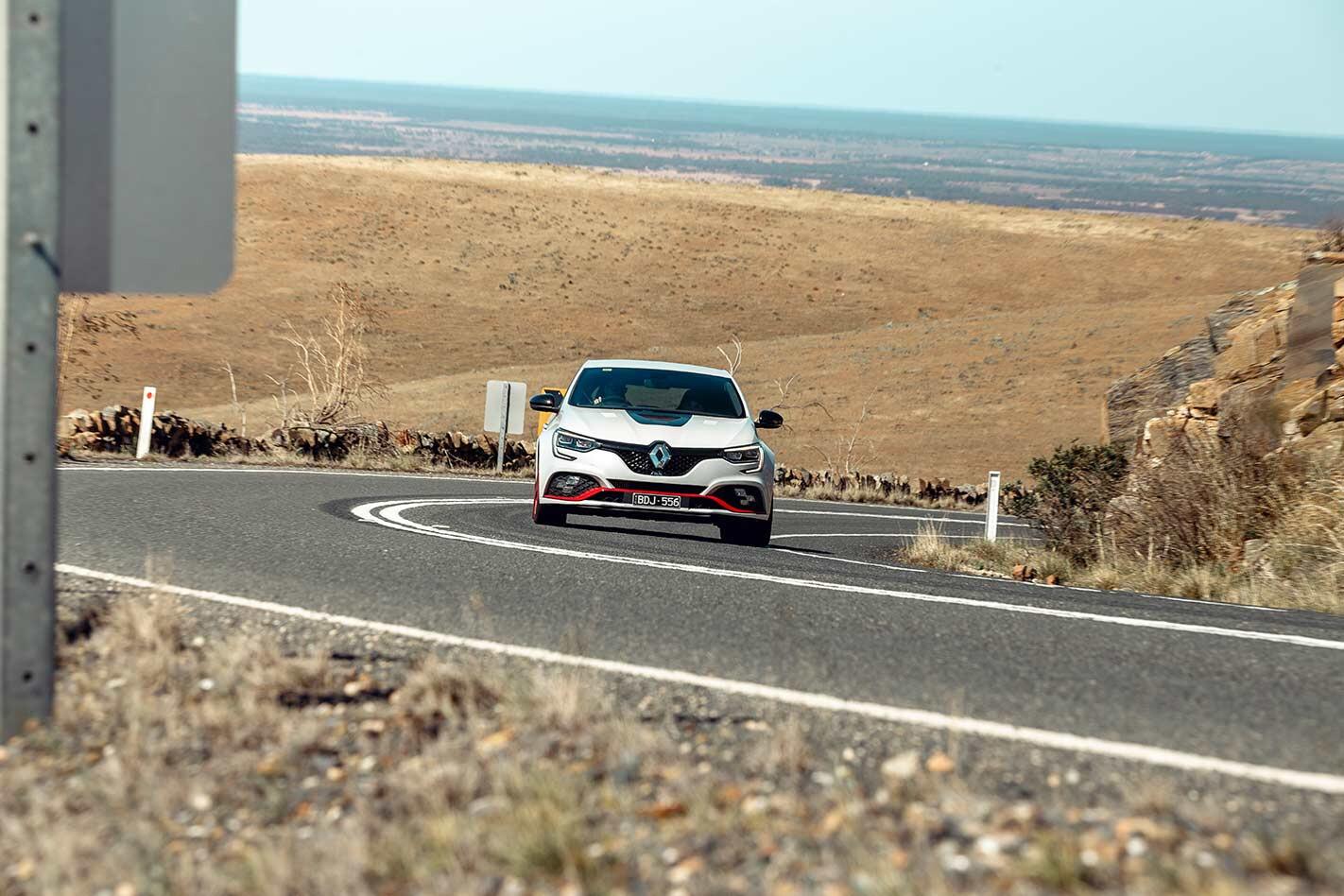SA driving roads