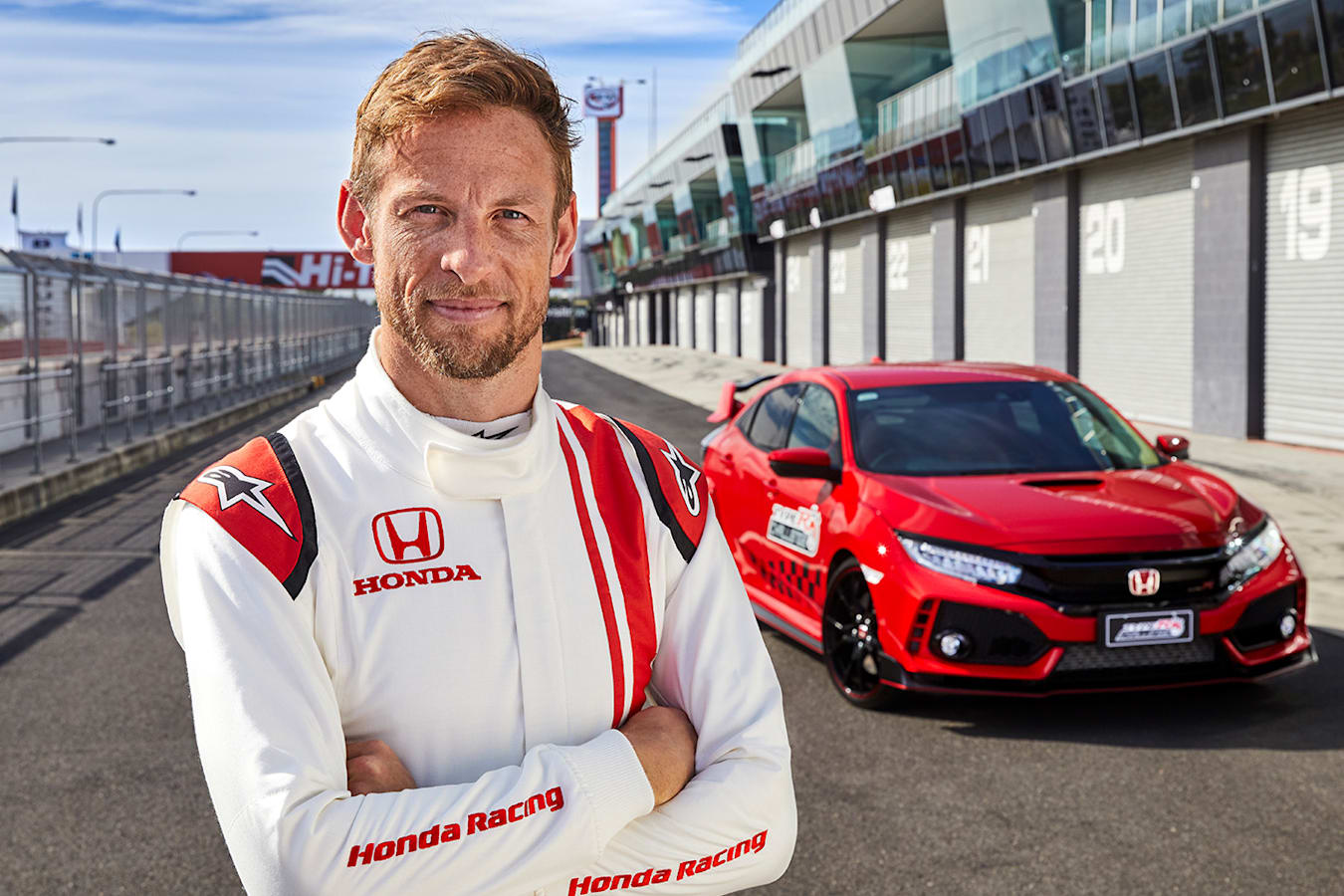 Honda Type R Challenge Honda Jpg