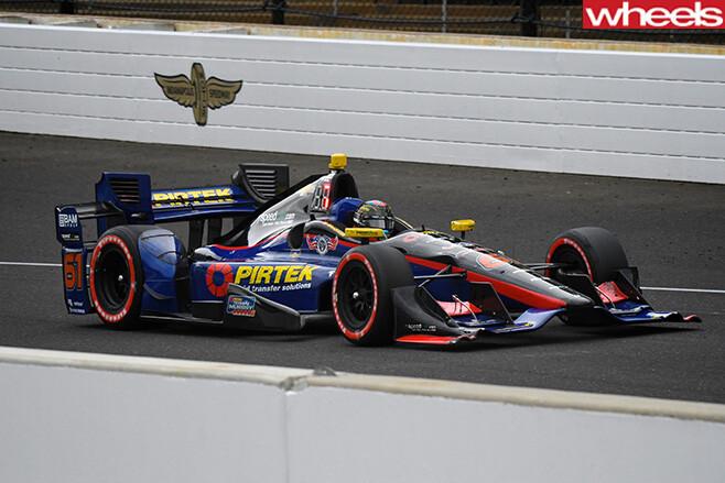 Murray -Indycar -race