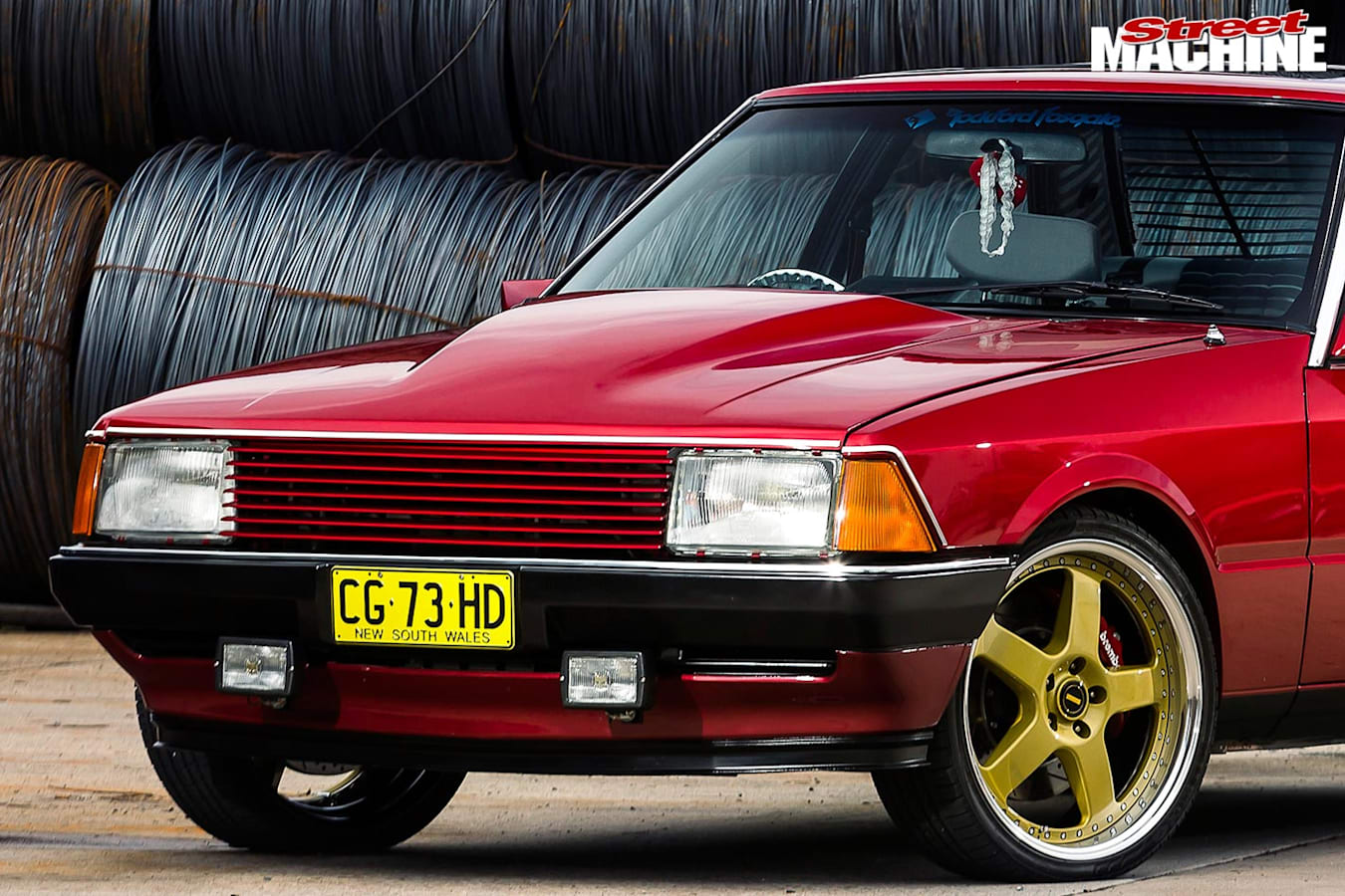 Ford XD Fairmont front