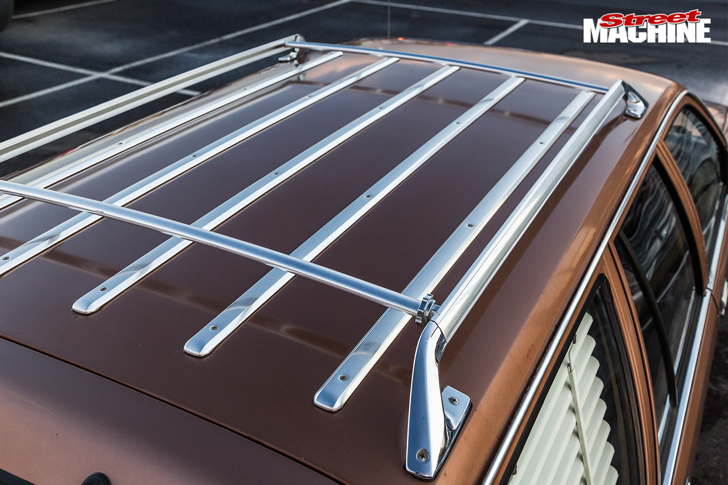 Holden -vh -vacationer -wagon -roof -racks
