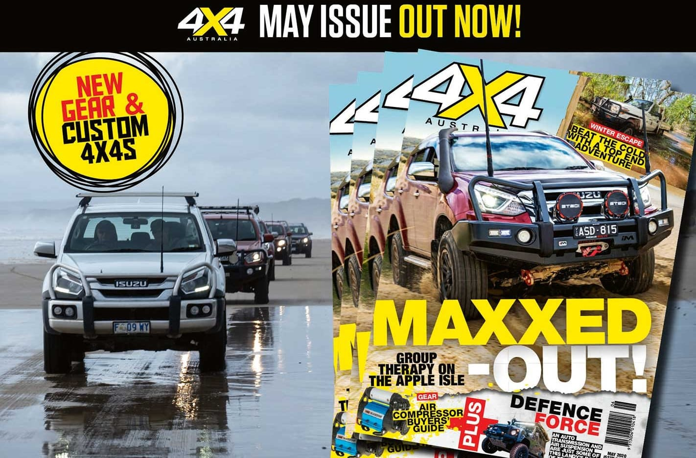 4X4 Australia May 2020 issue preview