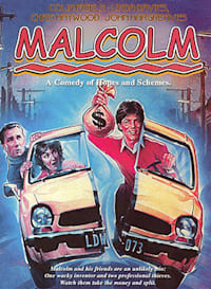 Malcolm movie poster