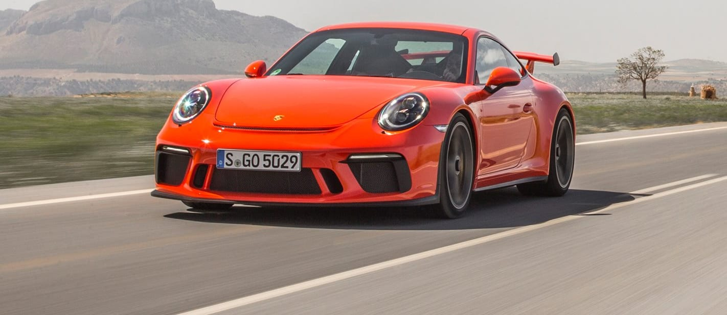 GT3 fast facts big