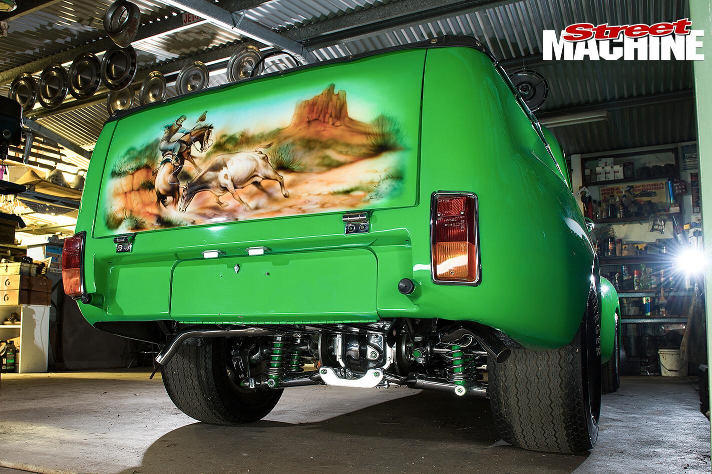 Holden -FJ-Utility -rear