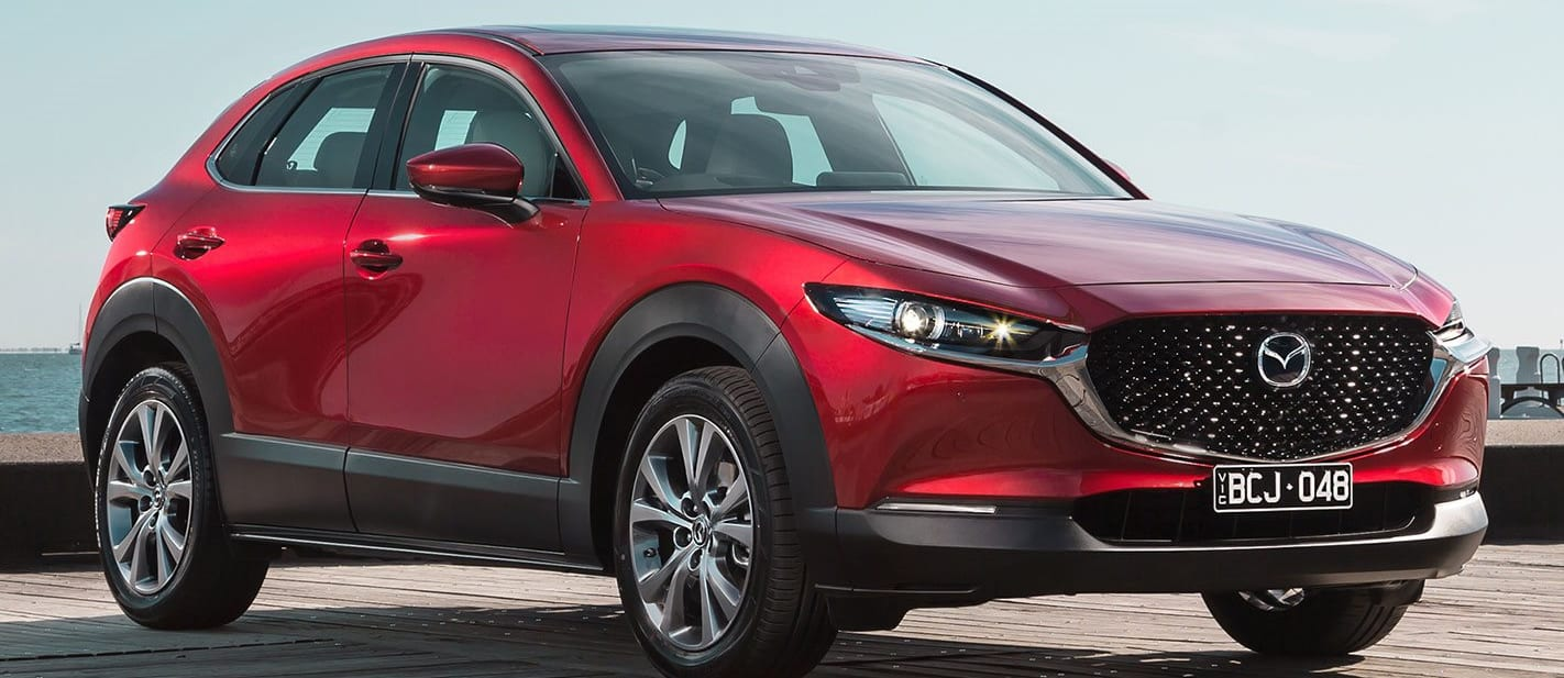 Mazda CX-30 2020 price and features
