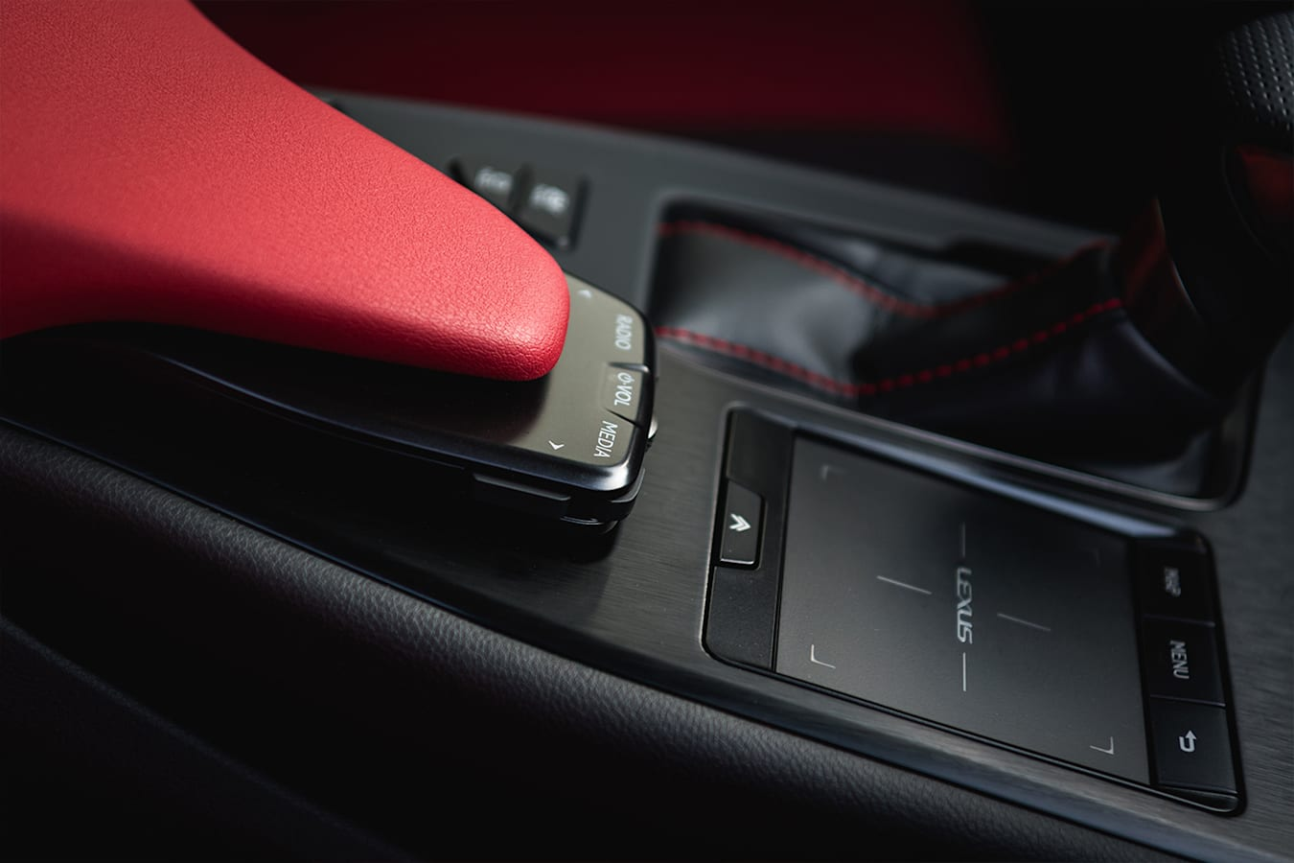 Lexus Ux Touchpad Jpg