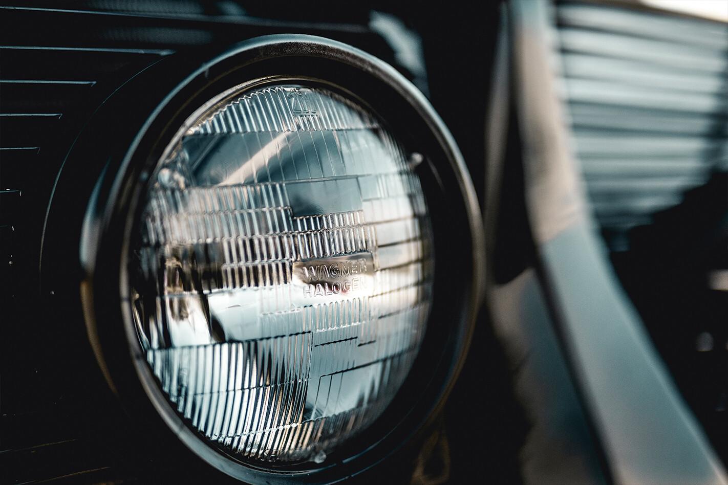 Lamborghini LM 002 Headlight Jpg