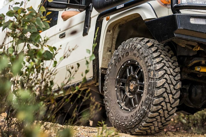 Toyo Open Country MT product test