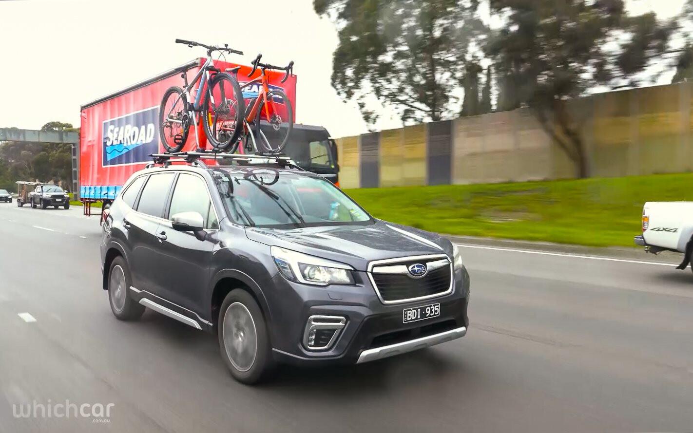 roof racks and fuel efficiency