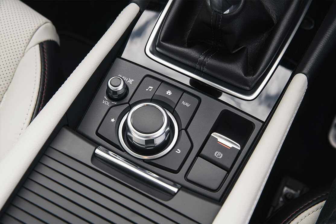 Mazda -3-Series -II-Interior