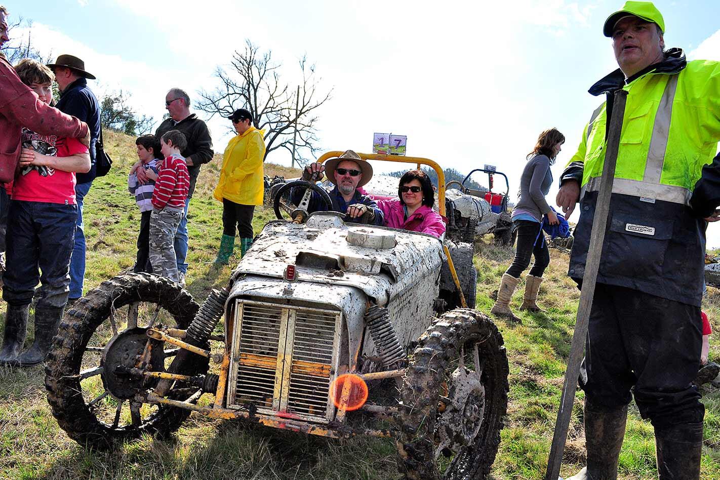 mud trials