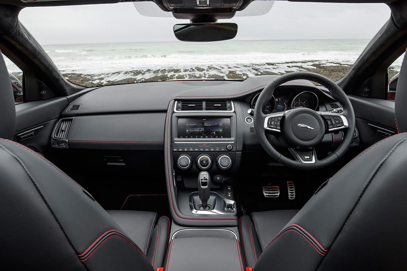 Jaguar E Pace Interior Jpg