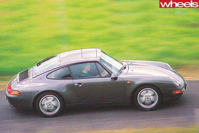 Porsche -911-driving -side -on