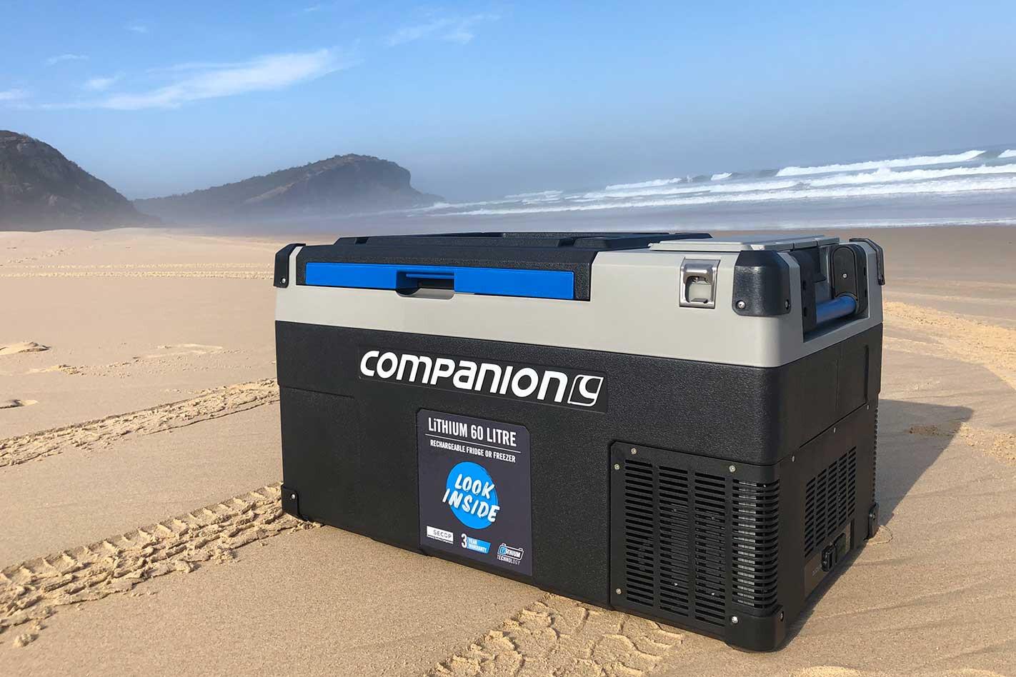 Companion lithium 60 litre fridge freezer review