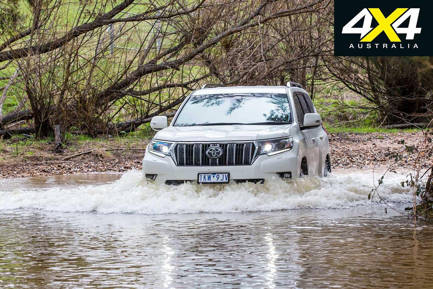 2018 Toyota Prado River Crossing Front Jpg