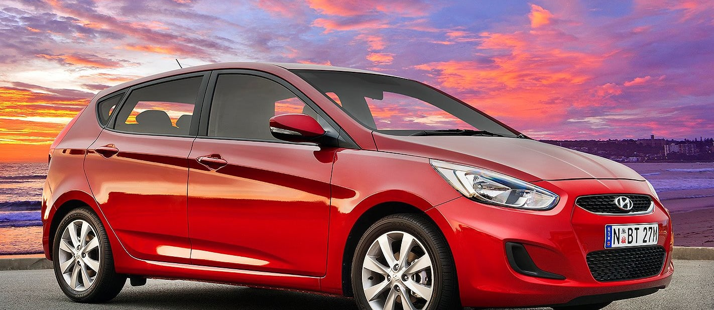 Hyundai Accent Sport tweaked for 2018 model year
