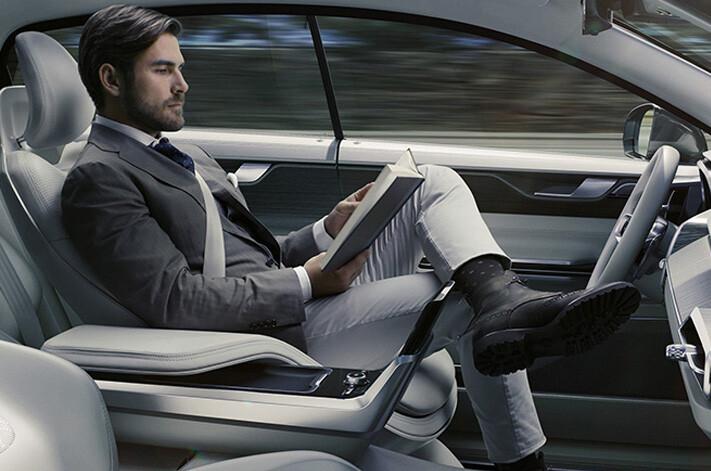Audi Autonomous Driving Jpg