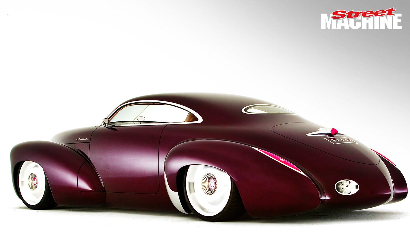 Holden Efijy concept car
