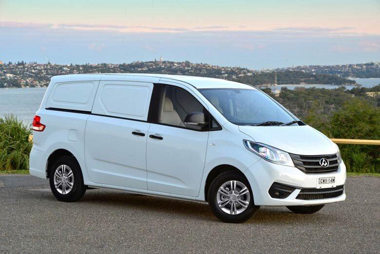LDV G 10 Van 0124 New Wheels Jpeg