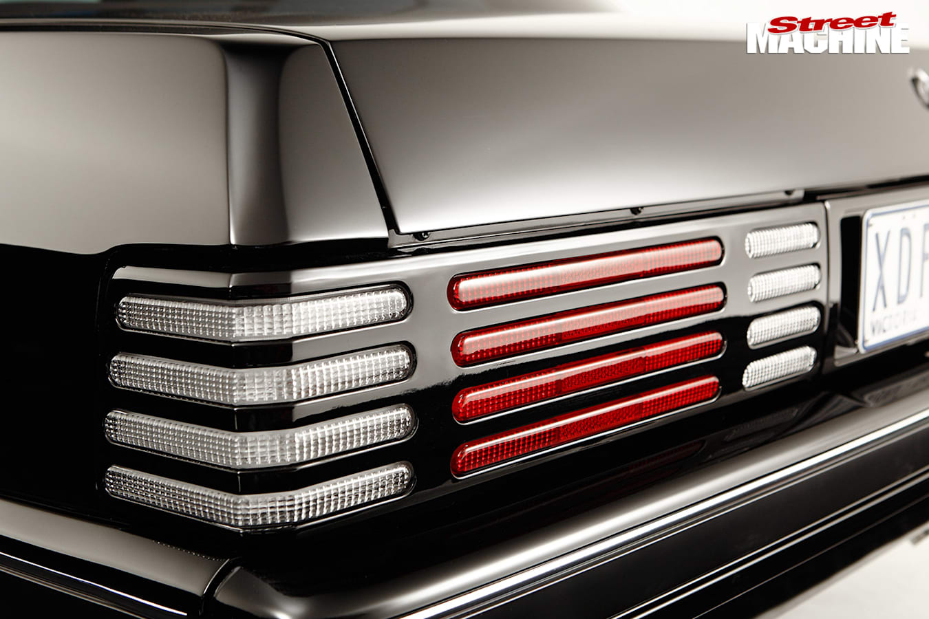 Ford XD Falcon taillight