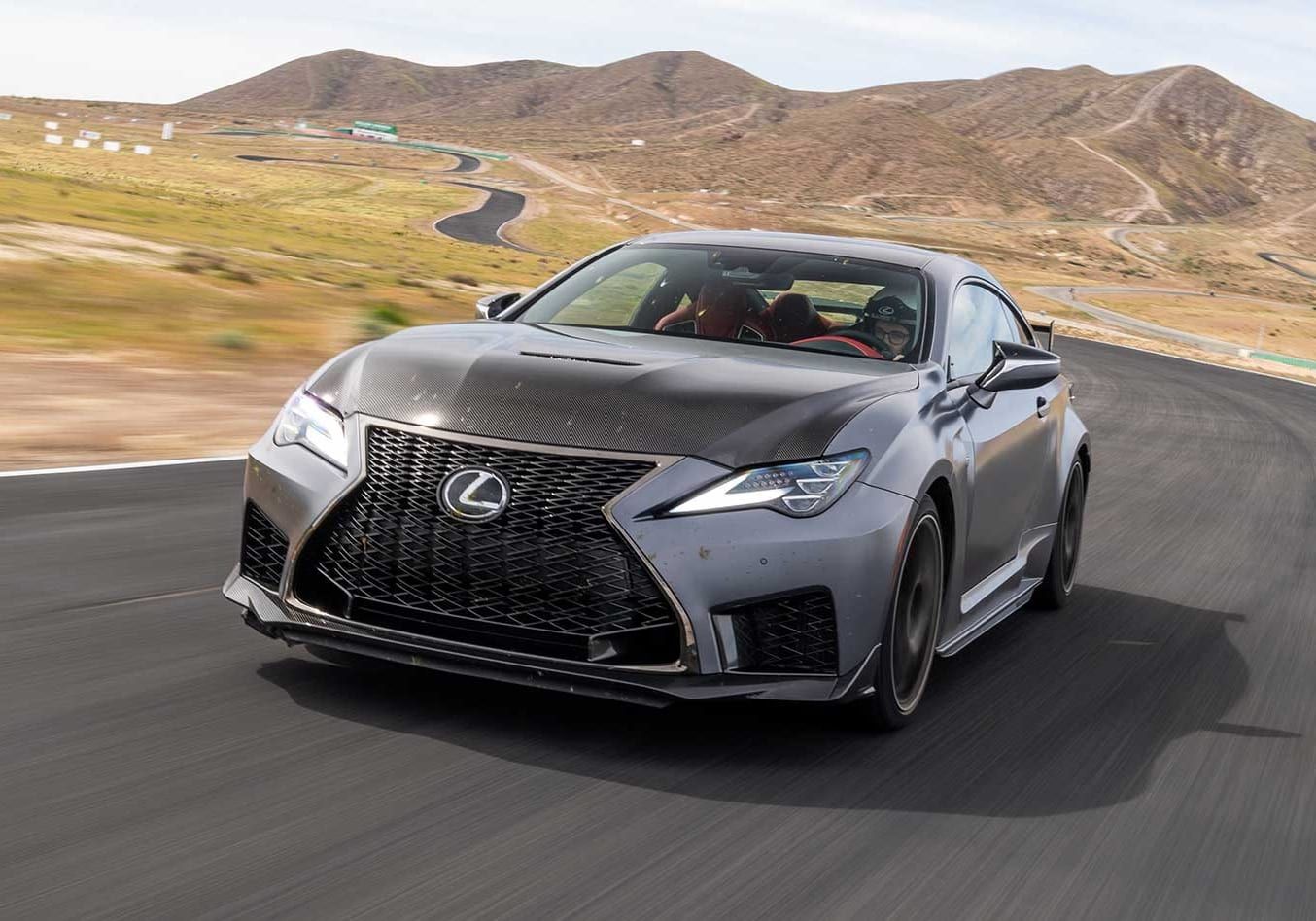 2019 Lexus RC F Track Edition performance review