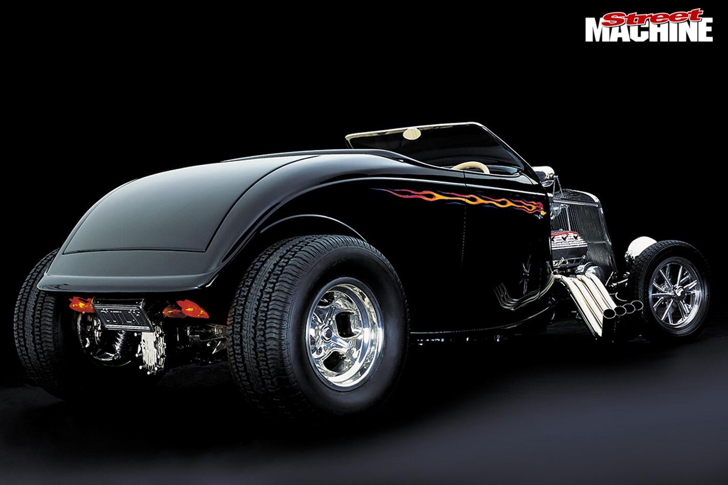 outlaw hotrod rear