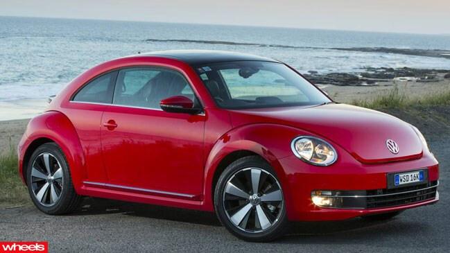 Volkswagen Beetle Front Jpg