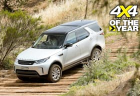 2020 4X4 Of The Year Land Rover Discovery Sd6