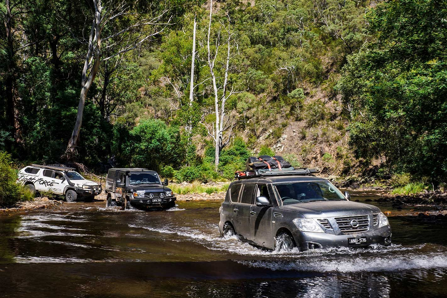 4x4 Adventure Series Victorian High Country Part 2