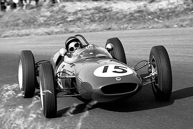 Team Lotus Jim Clarke