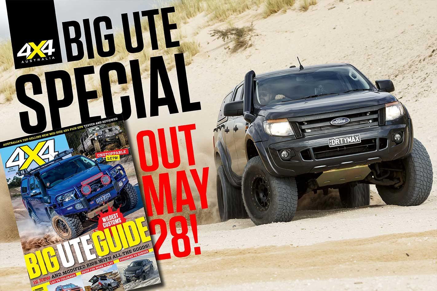 4 X 4 Australia Ute Special May 28 Jpg