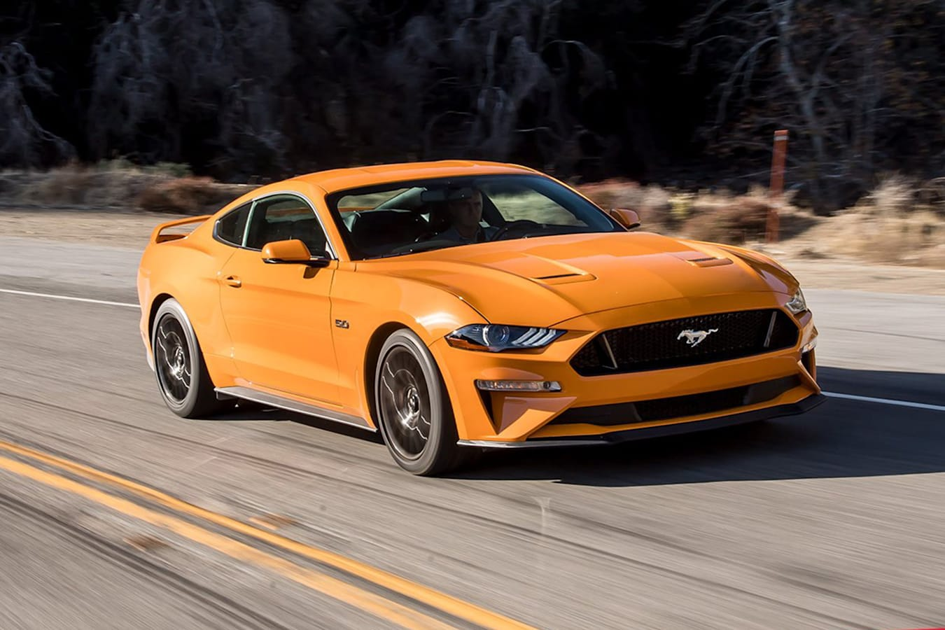 Ford Mustang Gt Rolling Jpg