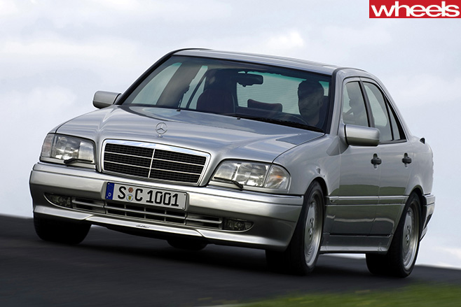 Mercedes -AMG-C36