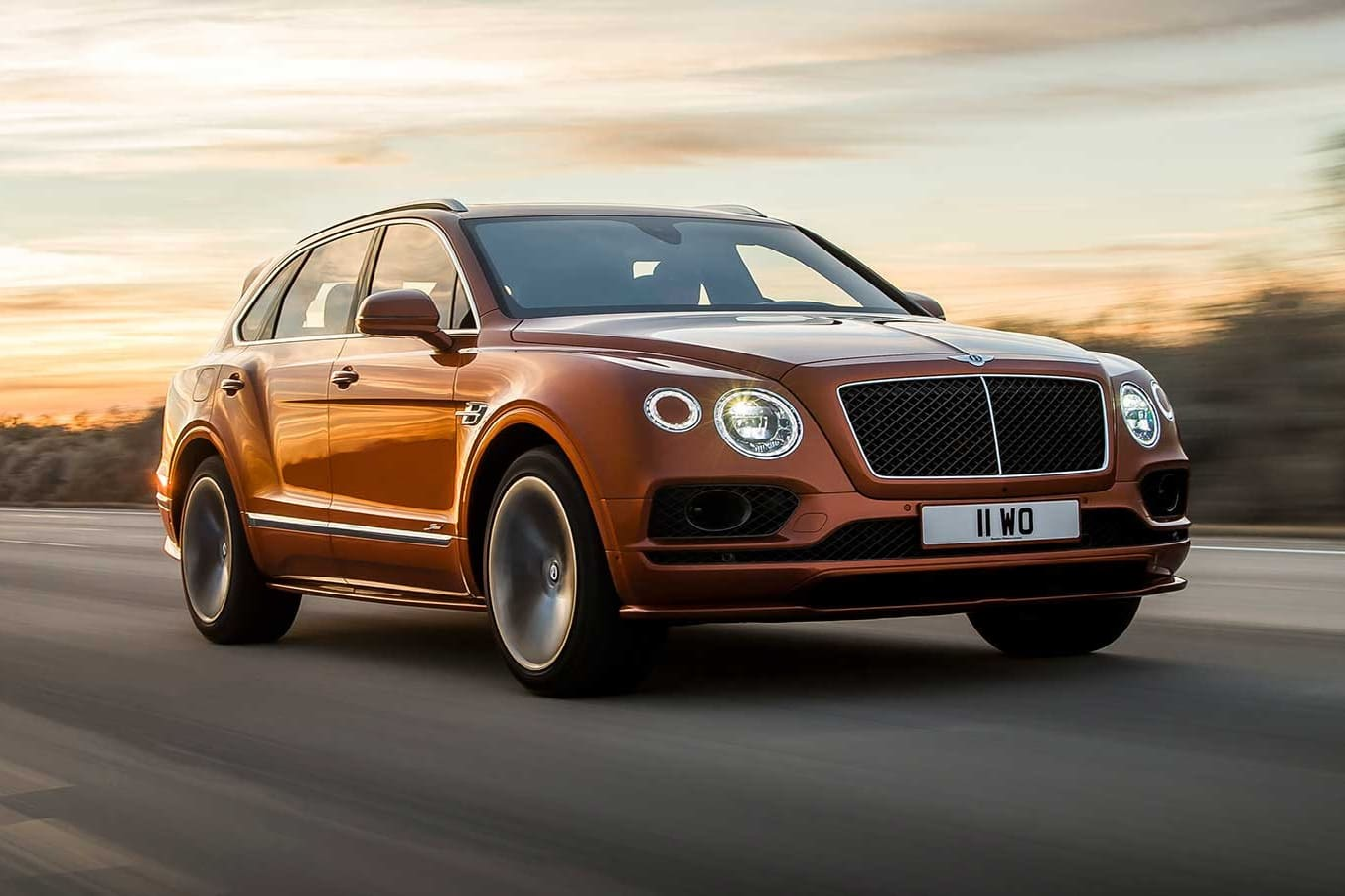 Bentley Bentayga Speed review