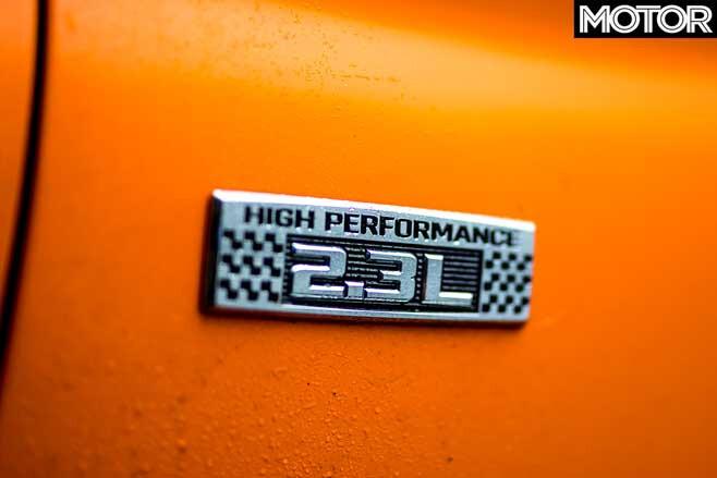 2020 Ford Mustang High Performance Badge Jpg