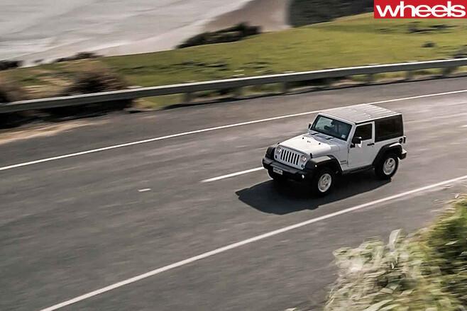 Jeep -Wrangler -top -side