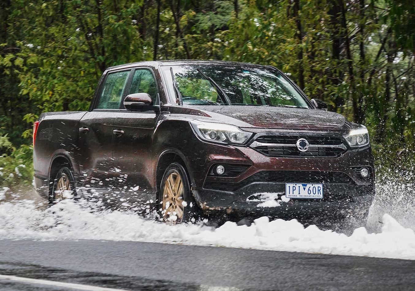 2019 SsangYong Musso XLV 4x4 review