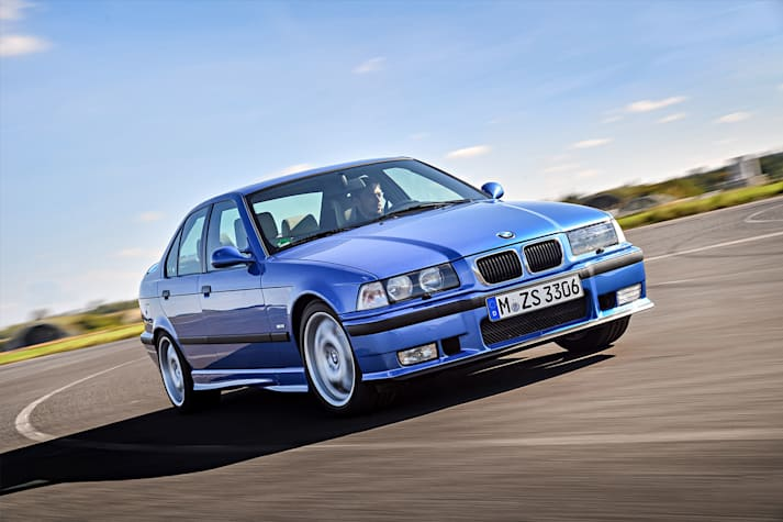 Legends BMW E 36 M 3 Cover MAIN Jpg