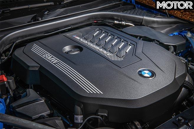 BMW Z4 M40i engine gains power
