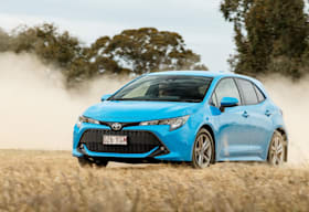 2019 Toyota Corolla SX long-term review