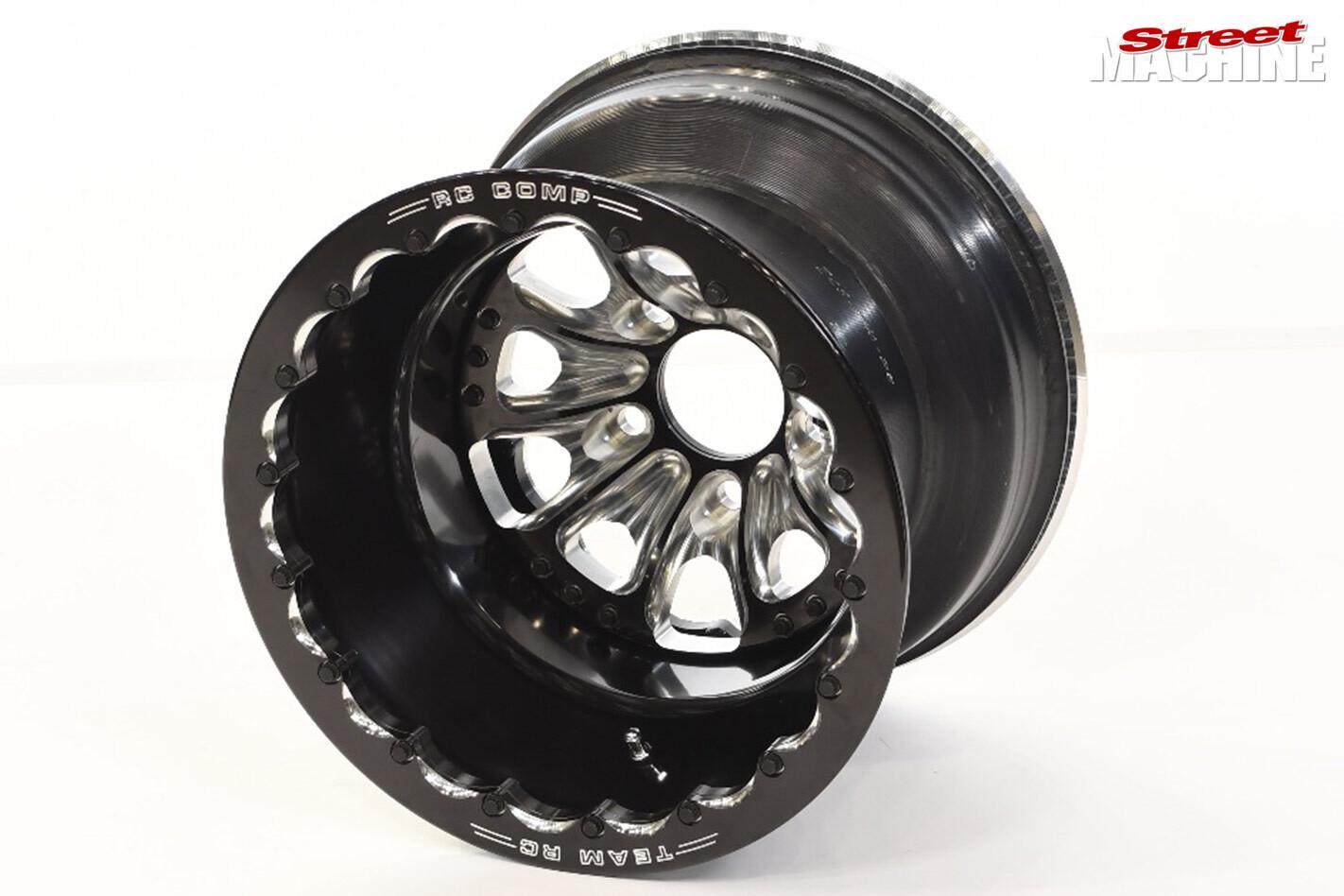 RC components race wheel