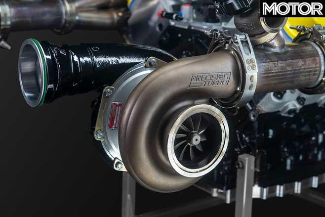 Hennessey Venom F 5 Fury Engine Turbocharging Jpg