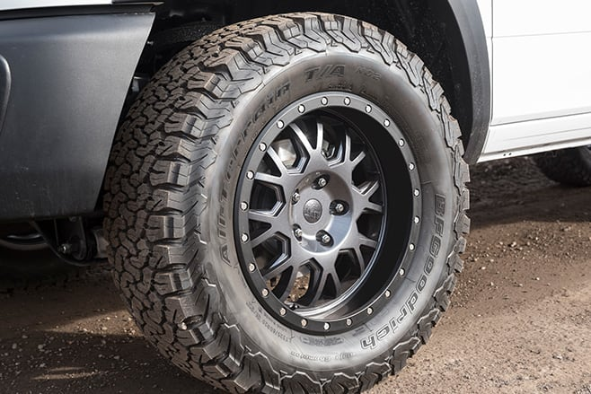 35 inch tyres